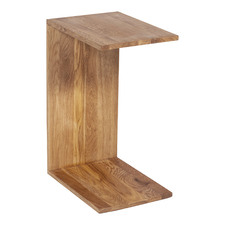 Olwen Oak Wood Side Table