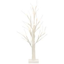LED Glitter Table Tree
