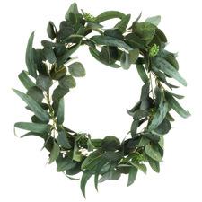 48cm Native Berry Wreath