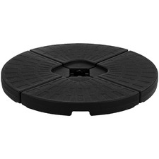 13L Bahamas Water Filling Cantilever Umbrella Base Weights (Set of 4)