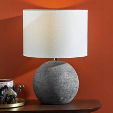Reed Ceramic Table Lamp