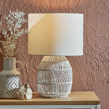 Sonny Woven Table Lamp