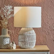 Sonny Woven Table Lamp