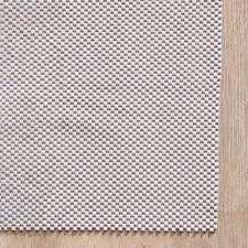 White Non-Slip Rug Pad