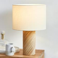 Barrow Rattan Table Lamp
