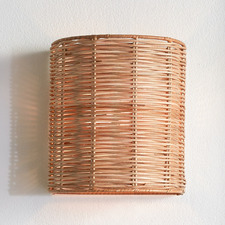 Dune Drum Wall Sconce