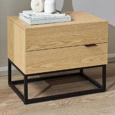 Emil Bedside Table