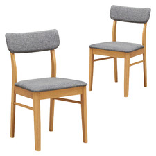 Tuva Upholstered Dining Chairs (Set of 2)