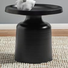 Palatine Steel Side Table