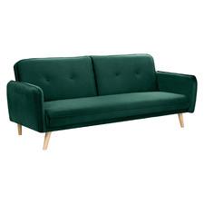 Chelsea 3 Seater Velvet Sofa Bed
