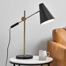 Black Bond Table Lamp