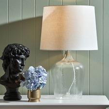 Miller Glass Table Lamp
