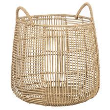 Carter 46cm Rattan Basket
