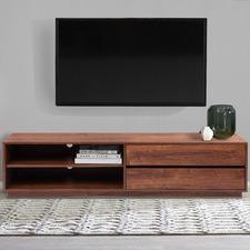 180cm Walnut Rhet TV Unit