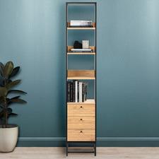 Small Reynold Lines Bookshelf