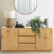 Natural Rhet Sideboard Buffet