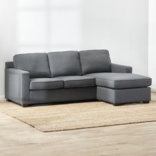 Loki 3 Seater Sofa with Reversible Storage Chaise