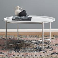 Maximus Steel Coffee Table