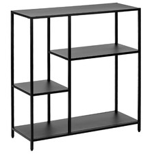 Ebony Lawson 4 Tier Shelving Unit