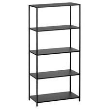 Ebony Lawson 5 Tier Shelving Unit