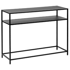 Ebony Lawson Console Table