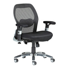 Deluxe Low Back Mesh Ergonomic Office Chair