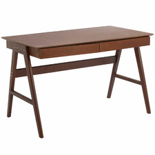 Walnut Torsby Office Writing Desk