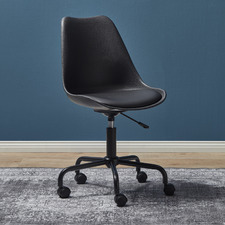 Lenny Adjustable Swivel Office Chair