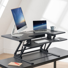 Extra Large Newton Adjustable Desk Riser