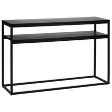 Boras Console Table with Shelf