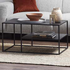 Ebony Lawson Coffee Table