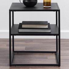Ebony Lawson Side Table