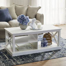 Hamptons Coastal Coffee Table
