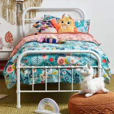 Single Bailey Metal Kid's Bed Frame