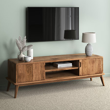 Oscar Solid Oak TV Unit