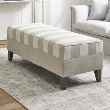 Harris Upholstered Ottoman Bench