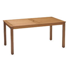 Lanai Eucalyptus Wood Outdoor Dining Table