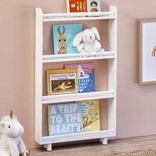 Kids' White Blakely Bookcase