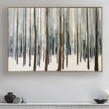Forest Tree Canvas Wall Art