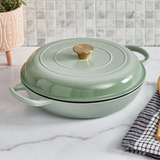 Sage 3.5L Cast Iron French Pan