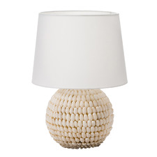 Cove Capiz Shell Table Lamp
