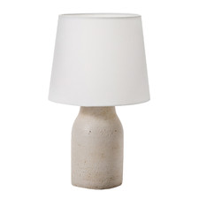 Oslo Terracotta Table Lamp