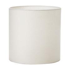 White Jute Lamp Shade