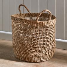 Retreat Seagrass Basket