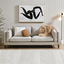 Brahm Premium 3 Seater Sofa