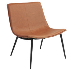 Frankie Faux Leather Resting Armchair