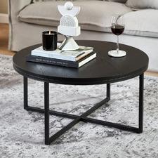 Boras 80cm Round Coffee Table