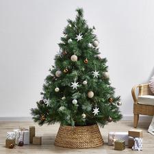 Classic Pine Pre-Lit Christmas Tree