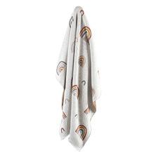 Rainbow Cotton Blanket