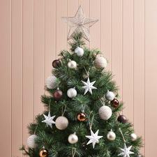 Natural Christmas Decoration Set